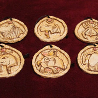 House of Anubis replica amulet (You choose ONE (1) individual only!)