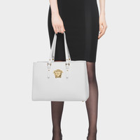 Versace Vitello Palazzo Tote for Women | US Online Store