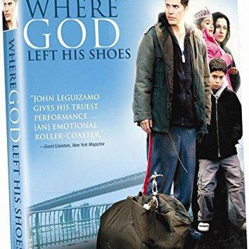Sakina Jaffrey & John Leguizamo & Salvatore Stabile-Where God Left His Shoes