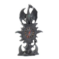 Winged Dragon Clock