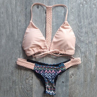 New Sexy Bikini Set Swimsuit 256