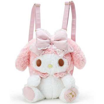 Onegai my melody Delluc shoulder bag 2-WAY ☆ Sanrio fashion bags & bag accessories series ★ kuroneko DM flights cannot be