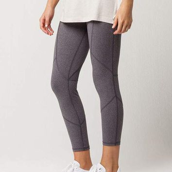 IVY & MAIN Seamed Womens Ankle Leggings