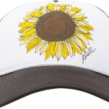 O'NEILL SUNFLOWER POWER TRUCKER HAT