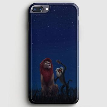 Lion King Remember Who You Are iPhone 8 Plus Case | casescraft