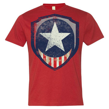 Captain Liberty Graphic Tee