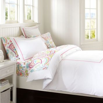 Pop Dot Duvet Cover + Sham