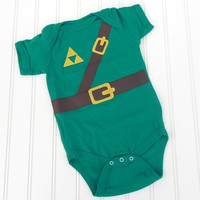 Onesuit  Legend of Zelda Link by LindaSumnerDesigns