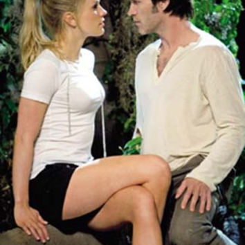 True Blood Bill and Sookie TV Show Poster 22x34