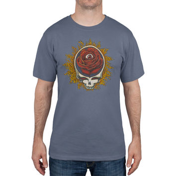 Grateful Dead - Flaming Rose T-Shirt