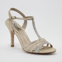Sizzle Shoes - Style Avril Nude