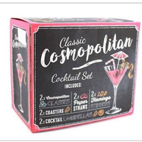Cosmopolitan Cocktail Set