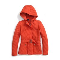 Tommy Hilfiger Women's QUILTED COAT