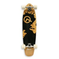 Quest Rorshack Mini Cruiser Longboard