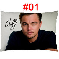 New Leonardo DiCaprio Pillowcase Pillow Case Cover