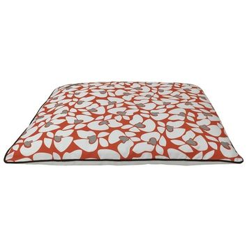 Outdoor Flowers Futon