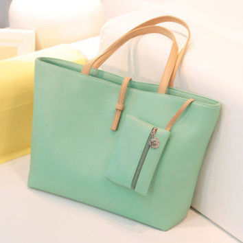 Women Classical Fashion One Shoulder Tote Bag On Sale = 4432165572