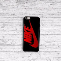 Elegant Nike Logo iPhone 5 5c 6 6plus and Samsung Galaxy S5 Case