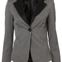 One Button Jacket by Wal G** - Jackets & Coats - Clothing - Topshop