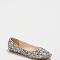 Sparkling Silver Flat By Bamboo® | Flats | rue21