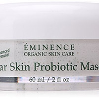 Eminence Clear Skin Probiotic Masque Skin Care, 2 Ounce