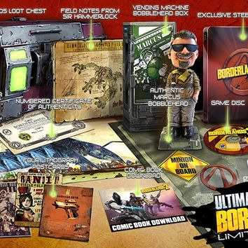 Borderlands 2 Ultimate Loot Chest Limited Edition - Xbox 360