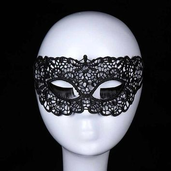 DCCKF4S 20Pcs Masque Sexy Mask Anonymous Maske Dentelle Masquerade Black Mask Halloween Carnival Venice Female Party Masks Lace Mardi