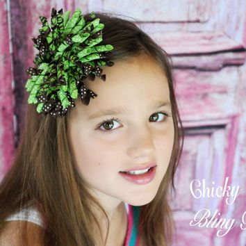 "Girls 5"" Korker Hair Bows"