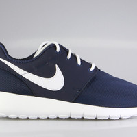 Nike Kid's Roshe Run One GS Midnight Navy