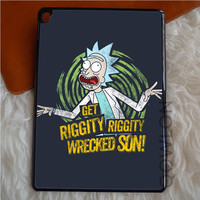 RICK AND MORTY iPad Pro Case