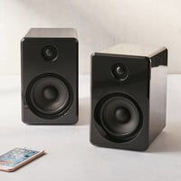 LE-43 Wireless Bookshelf Speakers Set | Urban Outfitters