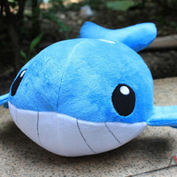 Pokemon plush Wailmer Whale plush 35cm Japanese Anime Pokemon pocket master Toys birthday gift