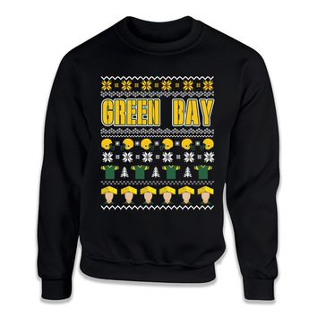 Green Bay - Ugly Christmas Sweater