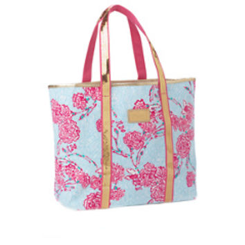 Sparkle Tote - Pi Beta Phi - Lilly Pulitzer