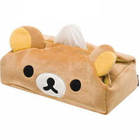 San-X Rilakkuma Tissue Box Cover