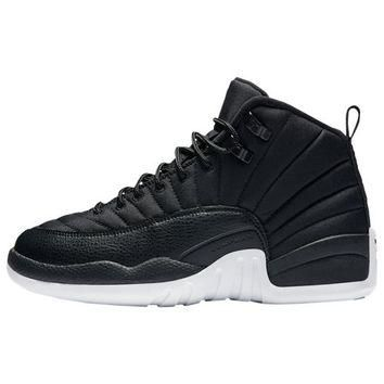 Jordan Retro 12 - Boys' Grade School at Champs Sports