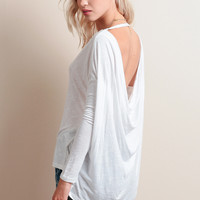 On The Fly Oversized Top