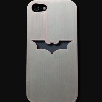 Dark Knight Batman Symbol Iphone 5 And 4s From Untimed On Etsy