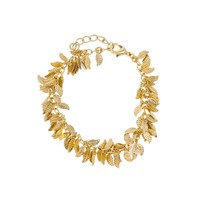 FARRAH Feather Bracelet - Gold