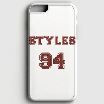 Harry Styles Peeing iPhone 6/6S Case