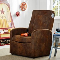 Trailblazer Flip Out Ottoman Speaker Chair