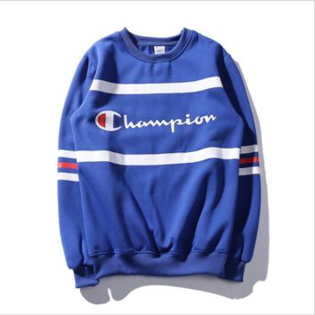 Champions of ledger sweethearts outfit sweater Blue