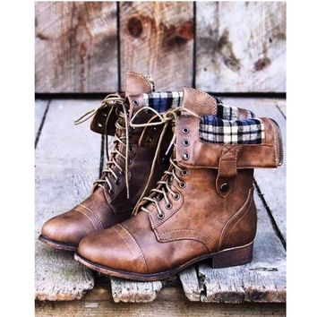 On Sale Hot Deal Zippers Plus Size Shoes Winter Boots [120846778393]