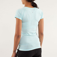 run: swiftly tech v neck | women's tops | lululemon athletica