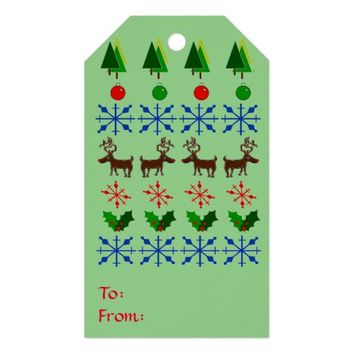 Crafty and Creative Christmas Gift Tags