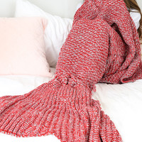 ♡ Mermaid Blanket Tail  ♡