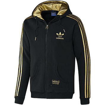 adidas Men's Chile 62 Fleece Hooded Track Top | adidas UK