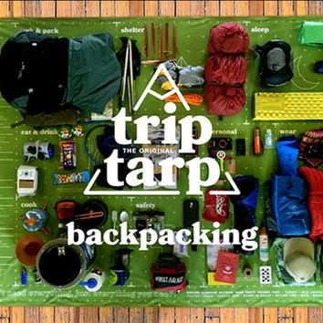 TripTarp®. Gear Organization and Trip Planning Made Easy.