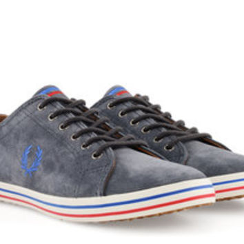 fred perry KINGSTON SUEDE B3128-491 | gravitypope