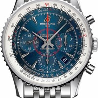Breitling Montbrillant 01 AB0130C5/C894-448A Limited Edition Mens Swiss Luxury Watch - BRAND NEW